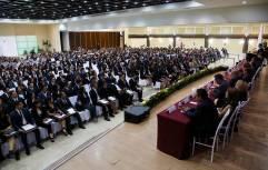 Reciben título y cédula profesional 555 egresados de la UAEH 4