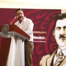 Refrendó Omar Fayad respaldo de los hidalguenses al proyecto energético del presidente López Obrador1