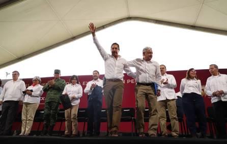 Refrendó Omar Fayad respaldo de los hidalguenses al proyecto energético del presidente López Obrador4