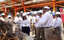Refrendó Omar Fayad respaldo de los hidalguenses al proyecto energético del presidente López Obrador7