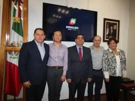 Se presentan nuevos rectores y directores generales de instituciones de Educación Superior en Hidalgo 1