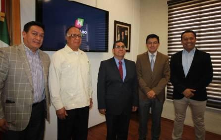 Se presentan nuevos rectores y directores generales de instituciones de Educación Superior en Hidalgo 2