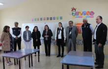 Secretario de SEPH visita escuelas de Educación Básica en Santiago Tulantepec 4