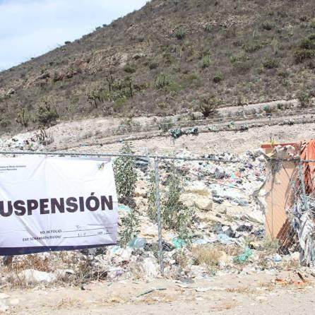 SEMARNATH suspende tiradero de Ixmiquilpan e incentiva a adoptar modelos sostenibles para el aprovechamiento de los residuos sólidos 1