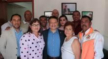 Senador morenista apertura Casa de Atención Ciudadana en Tepeapulco