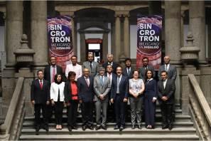 Sincrotrón Mexicano consolida alianzas en pro de la soberanía