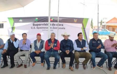 SOPOT supervisa obra en la Carretera Estatal Epazoyucan- Zempoala3
