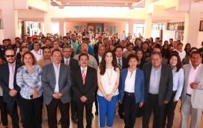 STPSH fortalece colaboración con instituciones de educación superior1