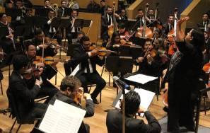 Suenan fuerte obras de Gina Enríquez con OSUAEH5