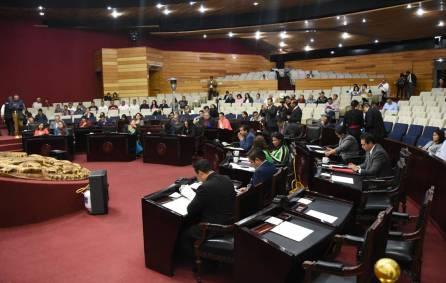 Temas sociales y político electorales fueron discutidos 8