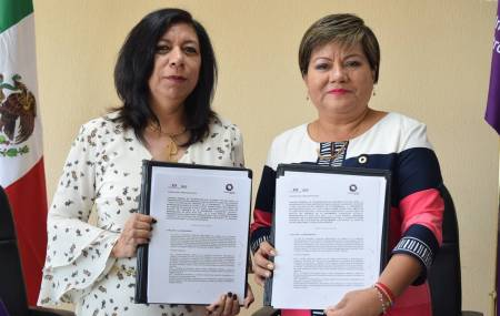 UPMH firma convenio de colaboración con CANACINTRA Pachuca1