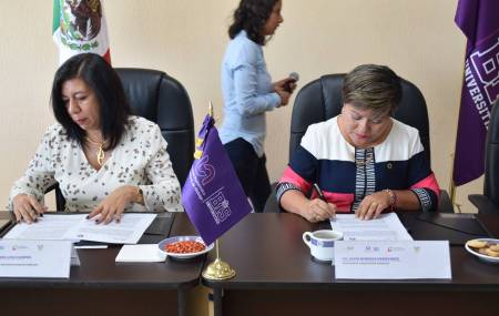 UPMH firma convenio de colaboración con CANACINTRA Pachuca2