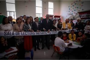 Visita Embajador de Cuba municipio de Mineral de la Reforma, fortaleciendo lazos de amistad