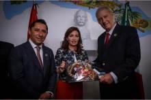 Visita Embajador de Cuba municipio de Mineral de la Reforma, fortaleciendo lazos de amistad10