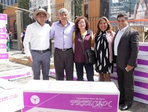 """190 familias tizayuquenses beneficiadas con el programa """"Calentadores Solares al alcance de Todos""""3"""