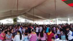 Activa participación en actividades religiosas de Semana Santa en Tolcayuca4