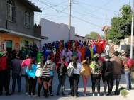 Activa participación en actividades religiosas de Semana Santa en Tolcayuca5