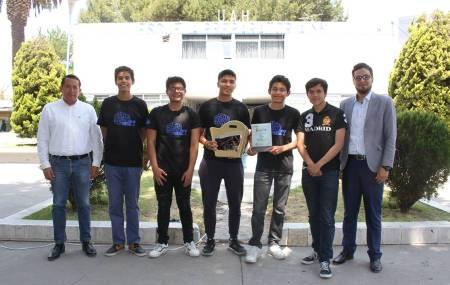 Alumnos de UAEH representarán a México en Mundial de Robótica2