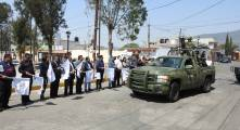 """Arranca operativo """"Semana Santa Vacaciones Seguras 2019"""" en Tolcayuca2"""