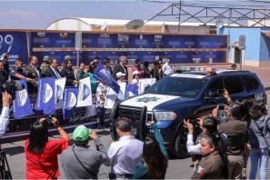 Arranca Operativo Semana Santa y Bienvenido Paisano 2019 en Mineral de la Reforma