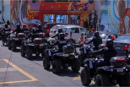 Arranca Operativo Semana Santa y Bienvenido Paisano 2019 en Mineral de la Reforma4