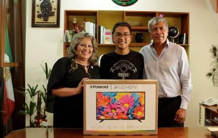 Autoridades de Tizayuca reconocen al DIFusor 2019 que obtuvo el segundo lugar en el concurso estatal1