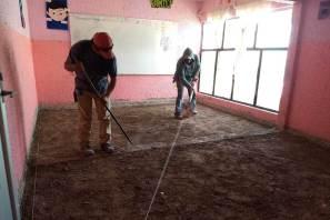 Ayuntamiento de Tolcayuca mejora la infraestructura de CAIC