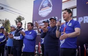 Celebran 99 Aniversario de Mineral de la Reforma con carrera atlética de 5 km6
