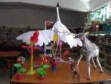 Centro Cultural Tolcayuca ofrece taller de Artes Plásticas y Reciclaje1