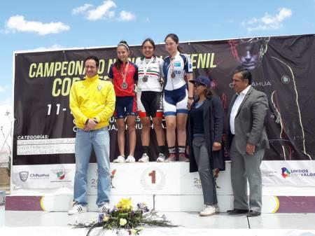 Ciclistas hidalguenses de ruta avanzan A Olimpiada Nacional y Nacional Juvenil