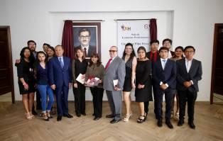 Con develación de placa, UAEH rinde homenaje a Isaac Piña Pérez2