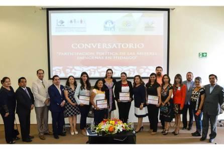 Concluye Ciclo de Actividades en el marco de la Reforma Electoral Hidalgo 2019-4