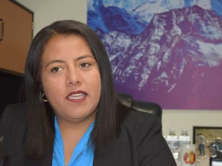 Condena pública no es suficiente, se requiere denunciar los delitos, Presidenta de BAA Hidalgo