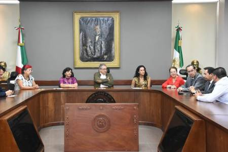 CONGRESO COORDINARÁ ACCIONES CON EL IEEH Y TEEH PARA REFORMA EN MATERIA DE DERECHOS ELECTORALES DE LOS PUEBLOS INDÍGENAS