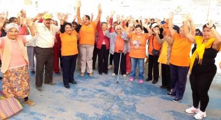 Conmemoran Día Naranja con activaciones físicas en Tolcayuca1