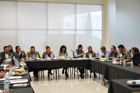 Continúan mesas de análisis sobre la Reforma Electoral entre el IEEH y Partidos Políticos2