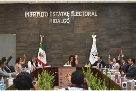 Desecha IEEH solicitud de registro de nueva Agrupación Política Local