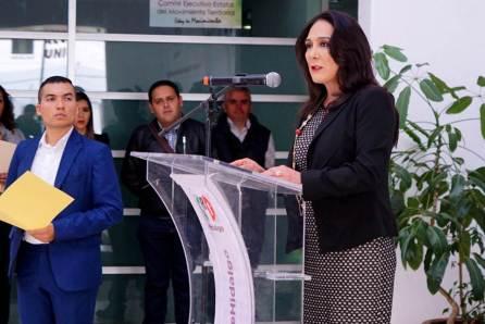El Revolucionario Institucional impulsor de la reforma agraria, Erika Rodríguez