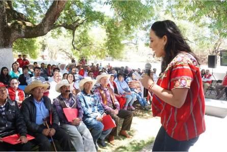 En este partido político el único grupo se llama el Revolucionario Institucional, Erika Rodríguez4