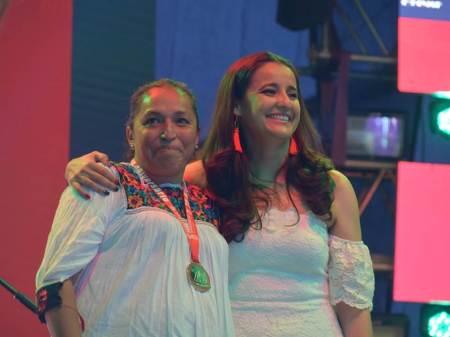 """Entregan medallas al mérito Santiago Tulantepec """"Orgullo Y Tradición"""""""