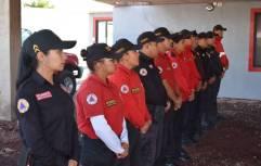 Entregan uniformes a Seguridad Pública y Protección Civil de Santiago Tulantepec5