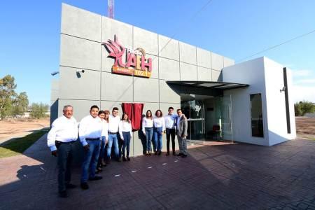 Estrena Radio UAEH Actopan barra de programación