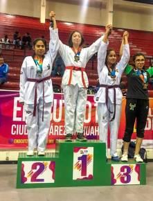 Estudiantes de la UTec destacan en taekwondo a nivel nacional1