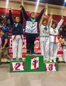 Estudiantes de la UTec destacan en taekwondo a nivel nacional2