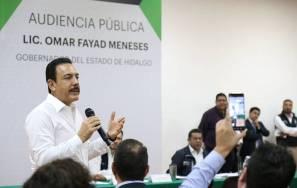 Exponen sindicalizados necesidades a Omar Fayad2