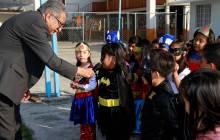 Festeja secretario de educación a niñas y niños en su día, en primaria de Zempoala4