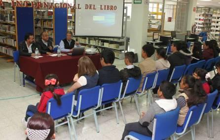Festeja UAEH Día Internacional del Libro con mesa redonda4