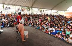 Festejan a cerca de 5 mil niñas y niños en Tolcayuca2
