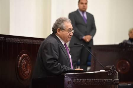 Festejará Congreso de Hidalgo 150 años de vida con letras de oro en Muro de Honor