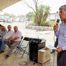 Gabriel García Rojas Inaugura Electrificación en Tepojaco2